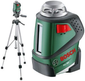 Аренда лазерного уровня Bosch PLL 360