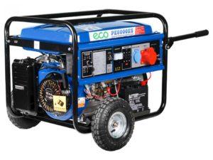 Аренда трехфазного бензогенератора ECO PE 8000 ES (7,0кВт, 380В)