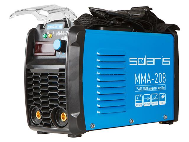 Аренда сварочного инвертора Solaris MMA-208