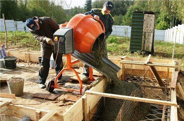 Для чего нужна бетономешалка?