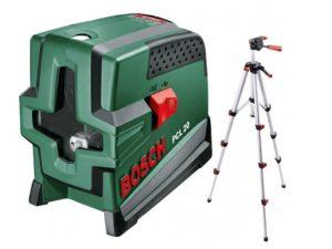 Аренда лазерного уровня Bosch PCL 20
