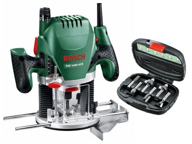 Аренда фрезера Bosch POF 1400