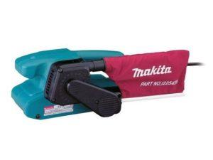 Аренда ленточной шлифмашины Makita 9910
