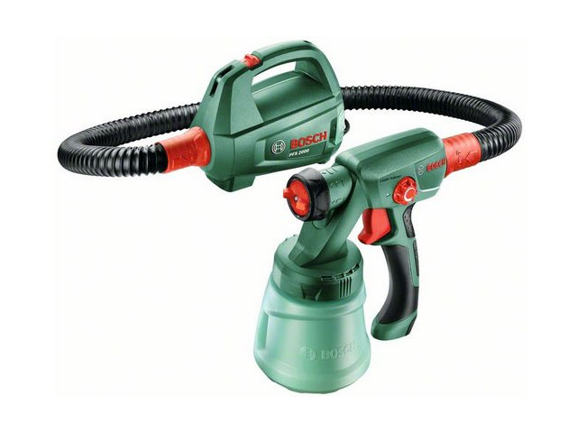 Аренда краскопульта электрического Bosch PFS 2000