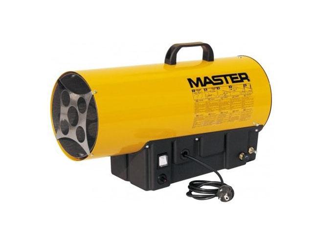 Аренда тепловой пушки газовой Master BLP 33M