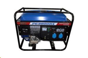 Аренда бензогенератора ECO PE 3800 RS (3,3кВт)