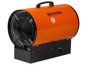 Аренда тепловой электрической пушки Ecoterm EHR-15/3C